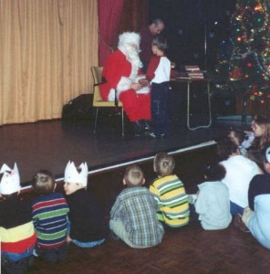 Kiddies Christmas Party